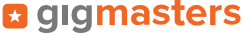 Gigmasters logo